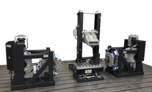 Non-Hydraulic Steering Module Test Simulator (SMTS) from MB Dynamics